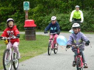 Lund Family Center 2010 Mother's Day Ride
