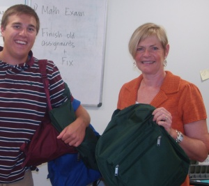 Citizens Bank Backpack and School Supply Donation