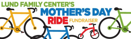 Mother's Day Bike Ride Banner