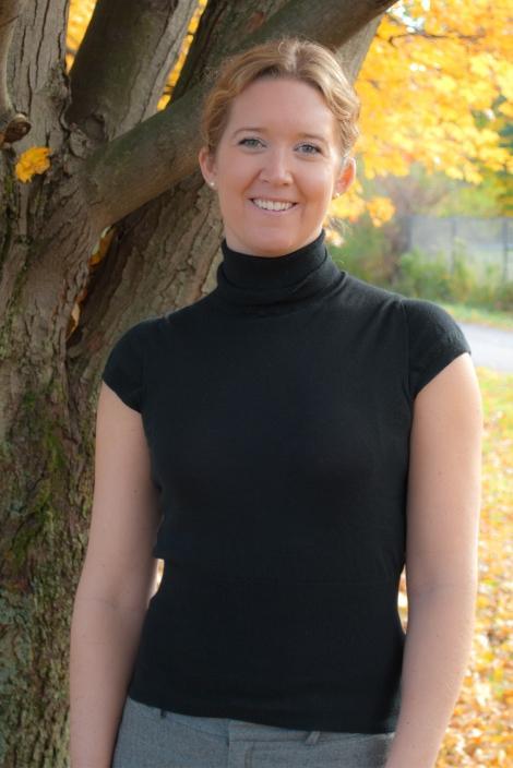 Photo of Amy Cronin
