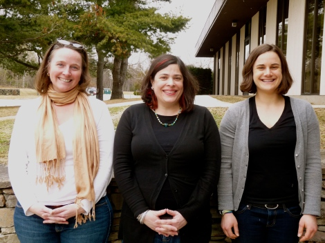 Crystal Fisher, Jess Kell and Jo Berger of KAP Parenting Program