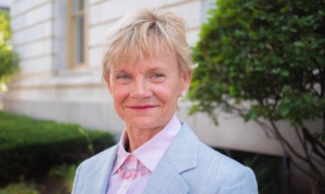 Judge Susan Fowler, Vermont's 2014 Angel In Adoption.